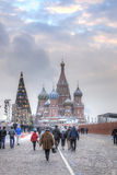 Red Square, HDR Stock Images