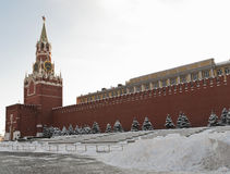 Red Square, Kremlin, Moscow, Russia Stock Images