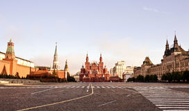 Red Square in Moscow Stock Photos