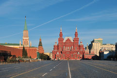 Red Square in Moscow. Russia Stock Photography