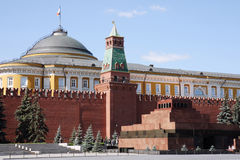 Red Square Moscow Royalty Free Stock Images