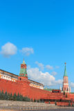 Red Square. Moscow Kremlin. Russia Royalty Free Stock Images
