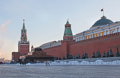 Red Square, Moscow Stock Images