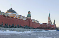Red Square, Moscow Stock Image