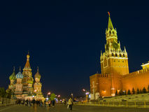 Red Square, Moscow, Russia Stock Image