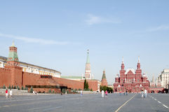Red Square.Moscow.Russia Royalty Free Stock Images