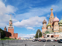 Red Square, Moscow, Russia. Red Square in Moscow, Russia Royalty Free Stock Photos