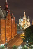 Red Square, Moscow, Russia Stock Photos