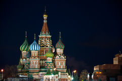 Red Square in Moscow, Russia Stock Photography