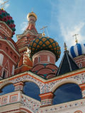 Red square Moscow, Russia Royalty Free Stock Photo
