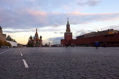 Red Square. Moscow, Russia Stock Photography