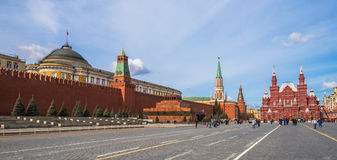 Red Square in Moscow, Russian Federation Royalty Free Stock Images