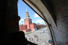Red Square, Moscow Royalty Free Stock Photos