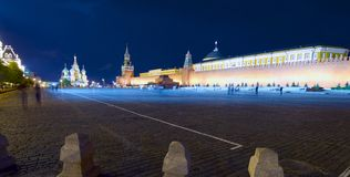 Red Square Royalty Free Stock Image