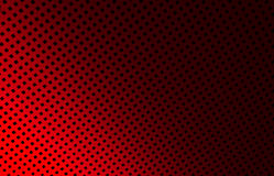Red square pattern background Royalty Free Stock Photography