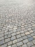 Red square paving royalty free stock photos