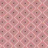 Red square seamless pattern background Royalty Free Stock Images