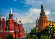 The Red Square Stock Photos
