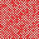 Red Squared Background Royalty Free Stock Image