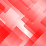 Red Squares Stock Photography