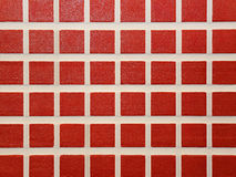 Red Squares Royalty Free Stock Photo