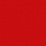 Red Squares Modern Seamless Pattern. Stock Image