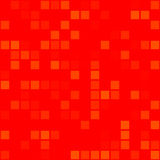 Red Squares Pattern Royalty Free Stock Images