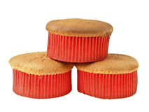 Red stack Stock Photos