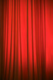 Red Stage Curtain background Royalty Free Stock Image