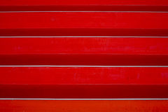 Red stairs abstract Stock Image