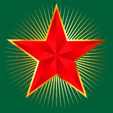 Red Star Stock Images