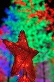 Star ornament Stock Photos