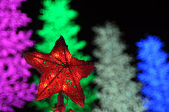 Star ornament Royalty Free Stock Images
