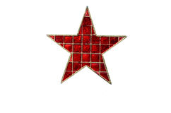 Red Star. Stock Image