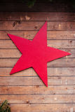 Red star Royalty Free Stock Images
