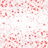 Red Stars Royalty Free Stock Photos