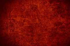 Red steel plate texture Royalty Free Stock Photo