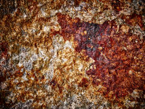 Red stone texture Royalty Free Stock Photography