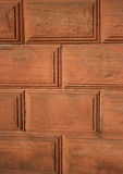 Red stone wall background Royalty Free Stock Images