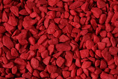 Red stones Stock Image