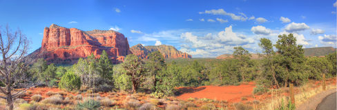 The red stones, Arizona, America Stock Photo