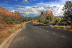 The red stones, Arizona, America Royalty Free Stock Photography