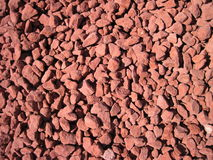 Red stones Royalty Free Stock Photos