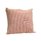 Red straps pillows Royalty Free Stock Images