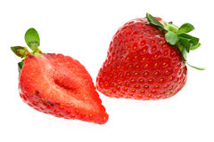 Red strawberry Royalty Free Stock Photo