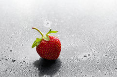 Red strawberry Royalty Free Stock Photography