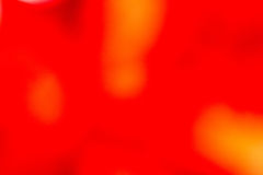 Red strawberry blurred abstract background Stock Images