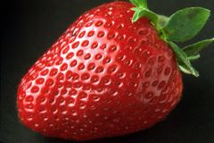 Red Strawberry Fruit Royalty Free Stock Photo