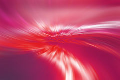 Red streak abstract background. Background image with streaks going off into the distance Royalty Free Stock Photography