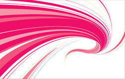 Red streak background Stock Photo
